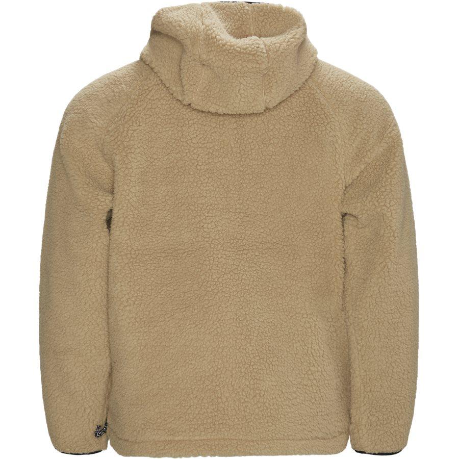 PRENTIS PULLOVER I027123 - Prentis Pullover Jacket - Jakker - Regular - DUSTY H BROWN - 2